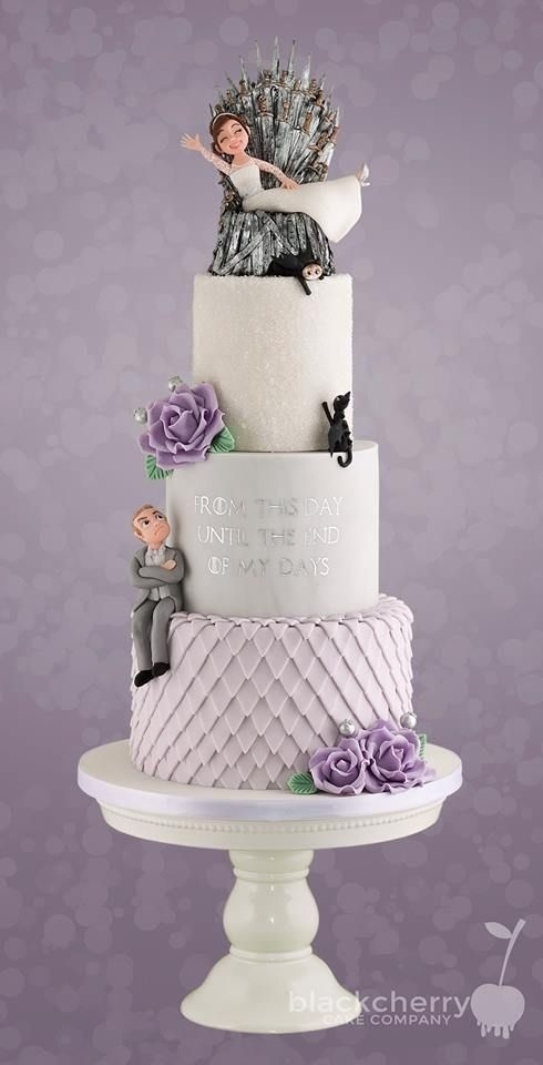 10 Quirkiest And Funniest Wedding Cakes We Came Across In Weddings Wedding Planning And Ideas Wedding Blog