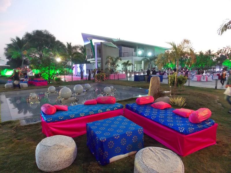 Grand Tulip Banquet And Lawn, Sama Savli Road, Baroda
