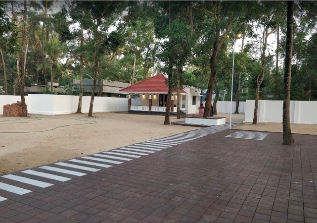 Pink Ripples Resort Cherai Kochi - Wedding Lawn