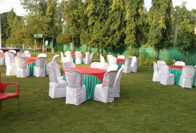 Jay Kay Resort Raisen Road Bhopal - Banquet Hall