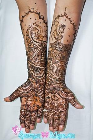 Sheetal Mehndi Art | Mumbai | Mehendi Artists