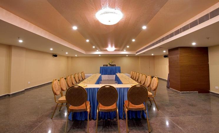 Hotel Hyderabad Grand Shamshabad Hyderabad - Banquet Hall