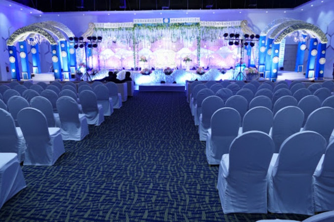 Cyber Conventions Kondapur Hyderabad - Banquet Hall