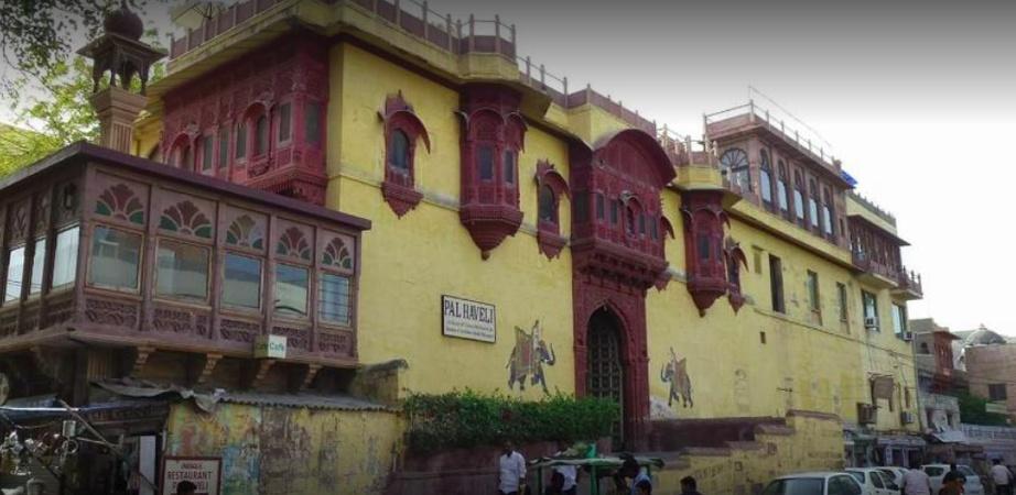 Haveli Inn Pal Gulab Sagar Jodhpur - Wedding Hotel