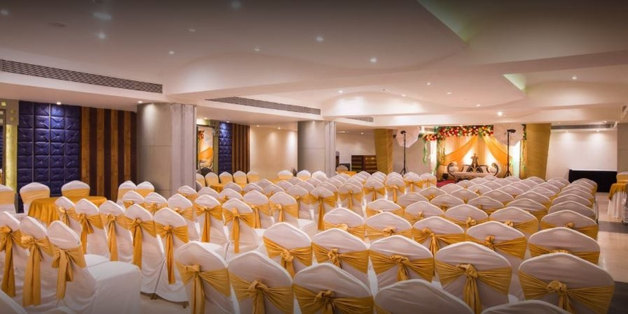 Residency Club Agarkar Nagar Pune - Banquet Hall