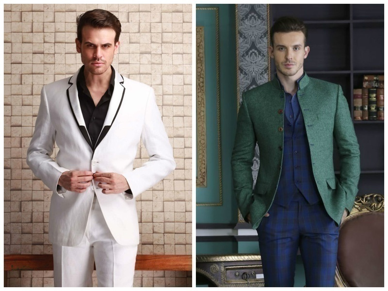 5 Shops in India for Wedding Suits and Sherwani for Men: Popular ...