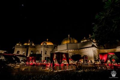 Reception Venue at the Heritage Haveli, Jalandhar
