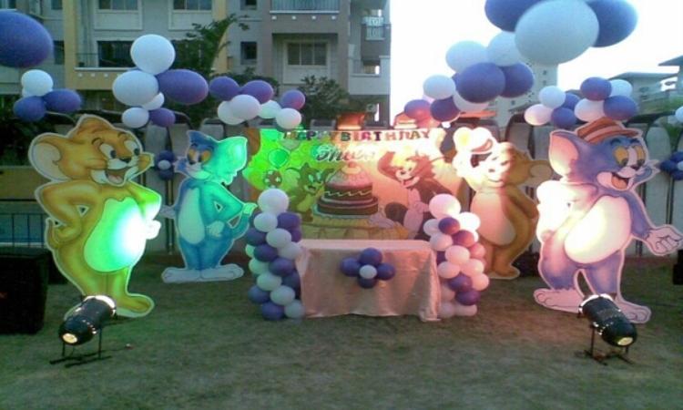 RJ balloon art | Mumbai | Music