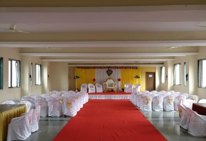 Sharda Sadan Kharghar Mumbai - Banquet Hall