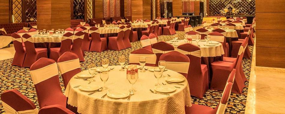 Regenta Central Amritsar Cantt Amritsar - Banquet Hall