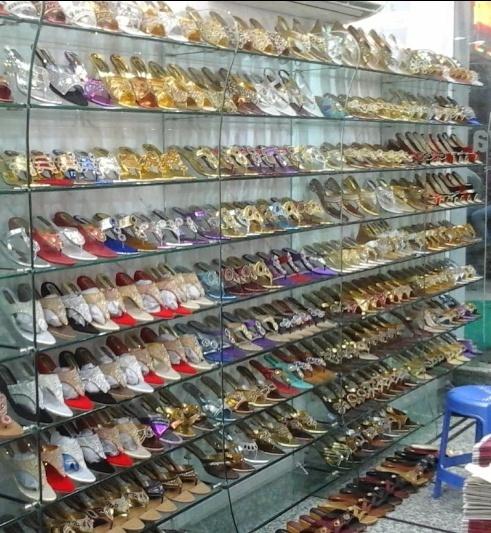 10 wedding footwear shops in Delhi NCR