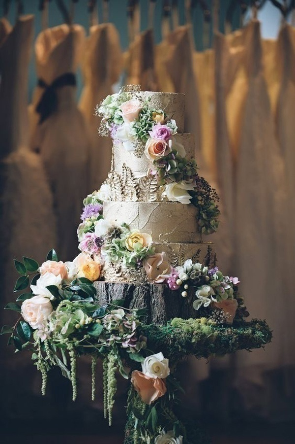 Dreamy: Fairytale Wedding Cakes
