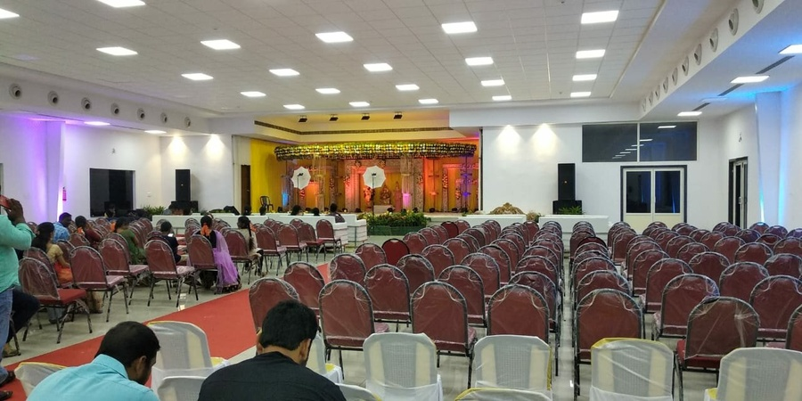 VSR Convention Hall Brookefield Bangalore - Mantapa / Convention Hall