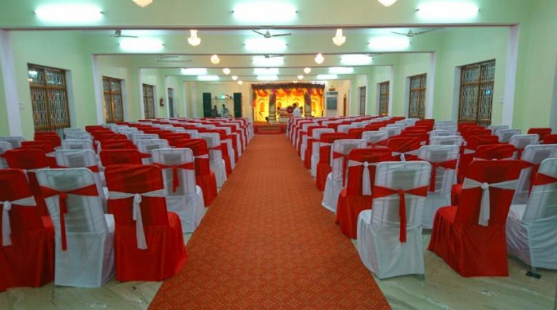 Saubhagya Marriage Hall Alambagh Lucknow - Banquet Hall
