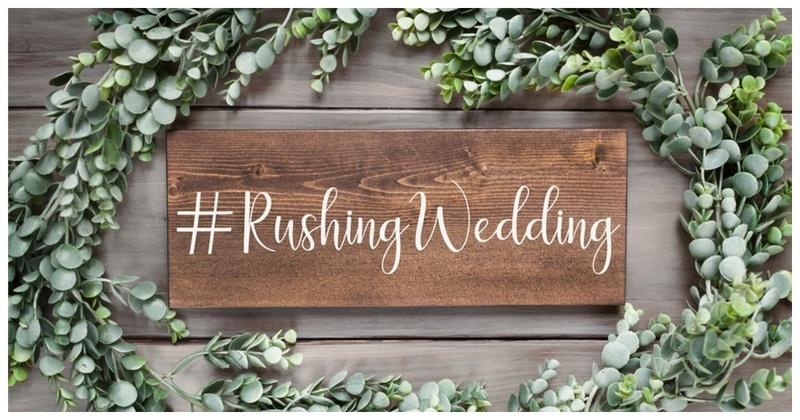 10 Tips to Make a Creative Wedding Hashtag!