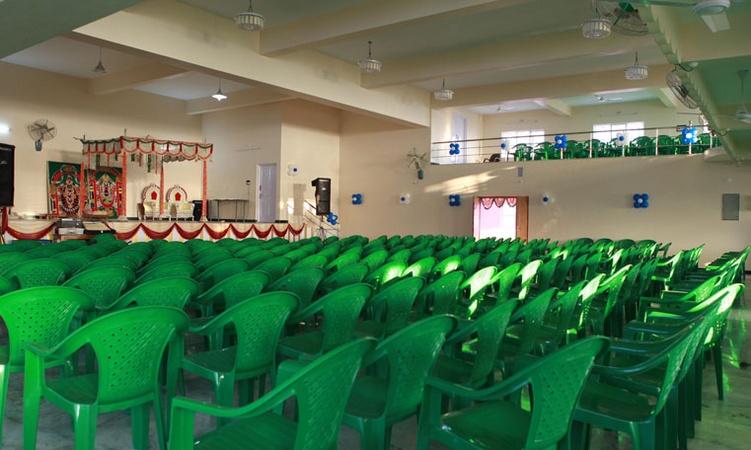 Vasantha Mahal Mylapore Chennai - Banquet Hall
