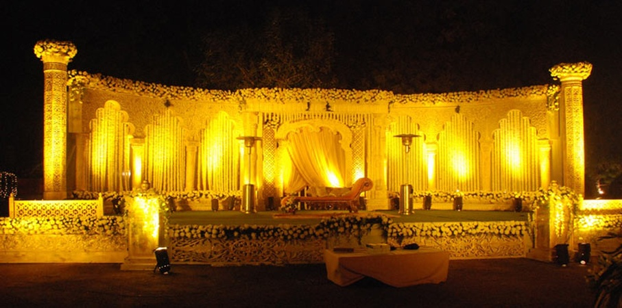 Aroh Garden Mangal Karyalay Katraj Pune Banquet Hall Wedding