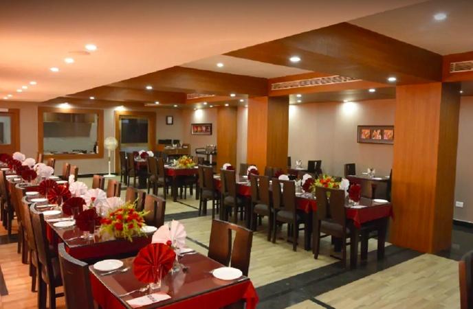 Hotel Shreehari Grand Balagandi Puri - Banquet Hall