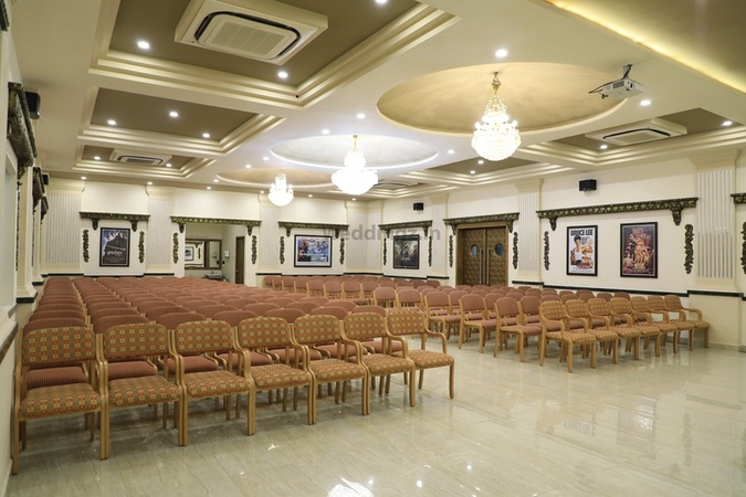 Cinemascope Clubs And Resorts Palavakkam Chennai - Banquet Hall