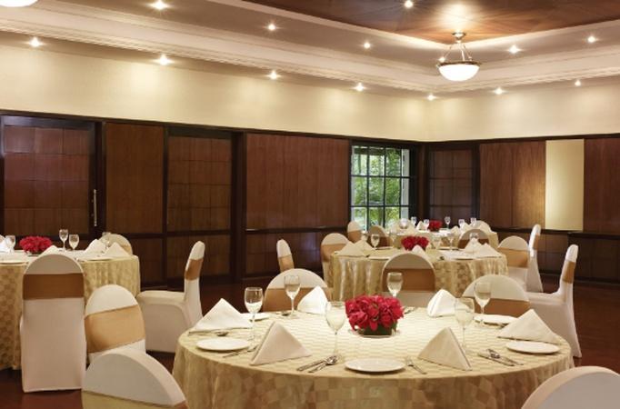 Taj Malabar Resort And Spa Kochi Kochi - Banquet Hall