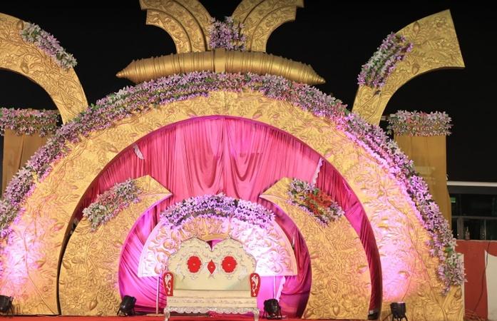 Narayan Paradise Jhotwara Jaipur - Banquet Hall