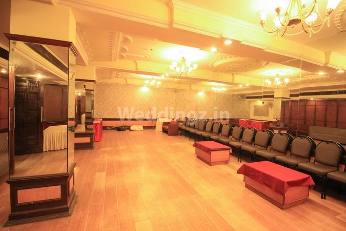 Hotel Hawa Mahal Civil Lines Jaipur - Banquet Hall