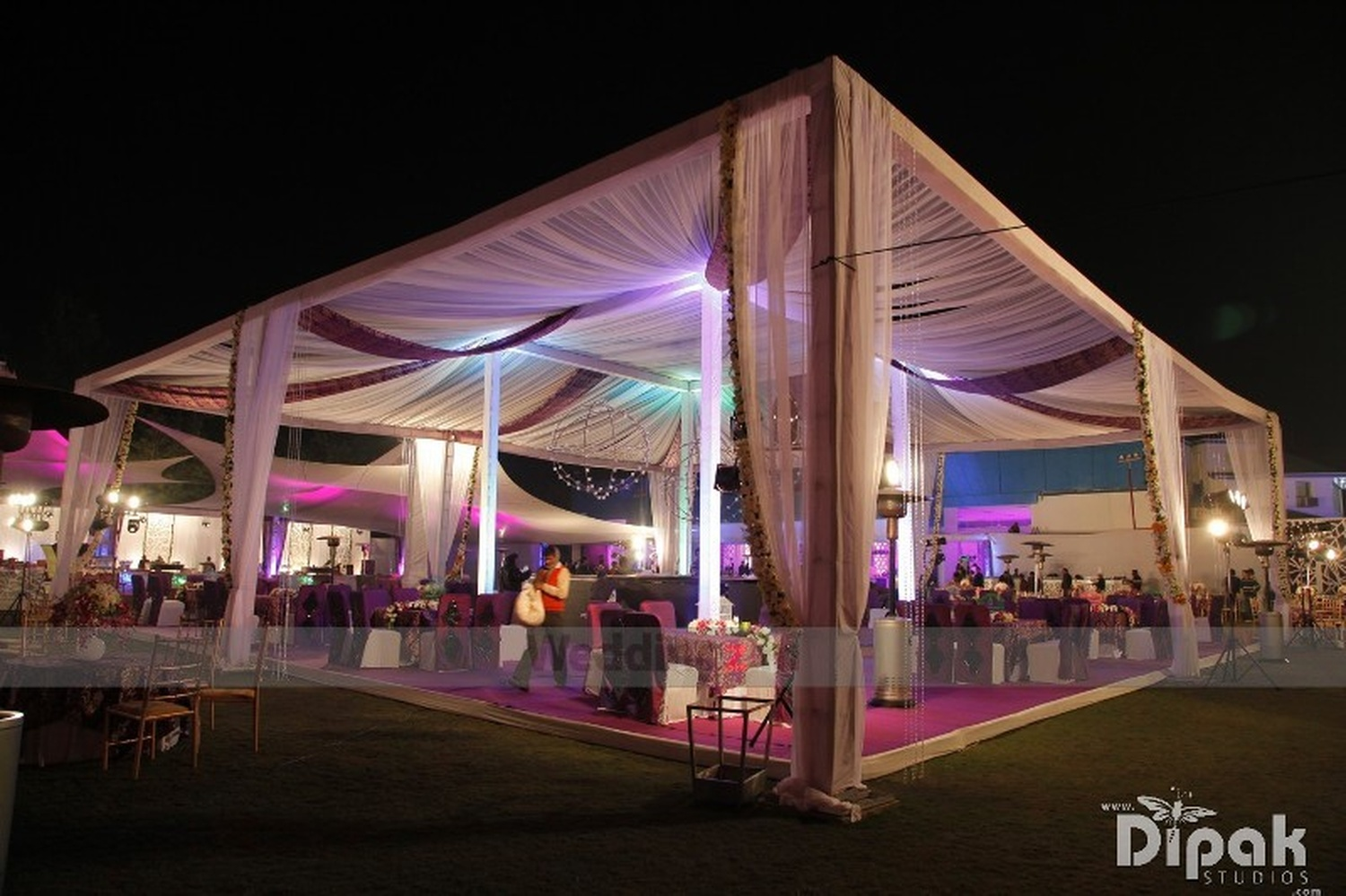 opulent motel chattarpur delhi banquet hall wedding hotel
