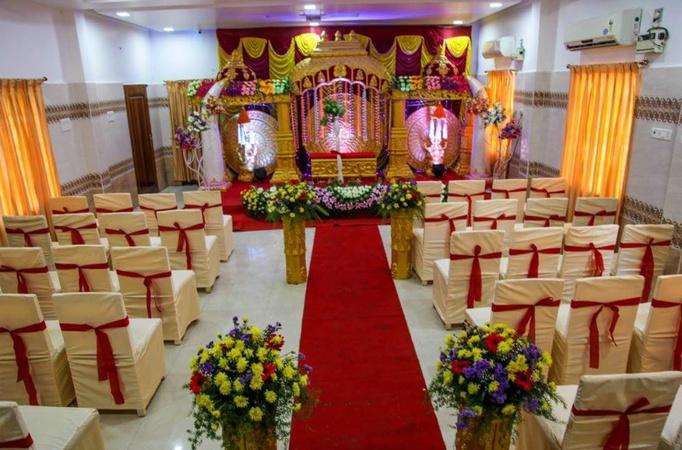 Friends Park Ammachi Party Hall Valasaravakkam Chennai - Banquet Hall