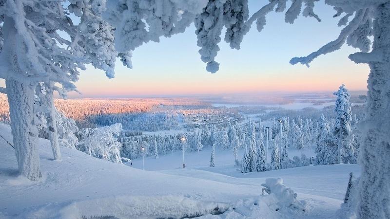 1. Rovaniemi, Finland: