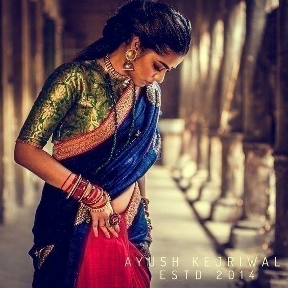 Fresh New Bridal Lehenga & Bridal Saree Designs by Ayush Kejriwal!