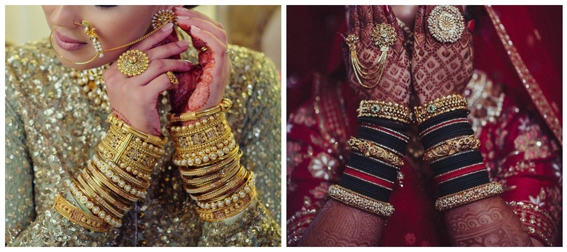 8 Brides who wore Different but Stunning Chudas on their D-day!