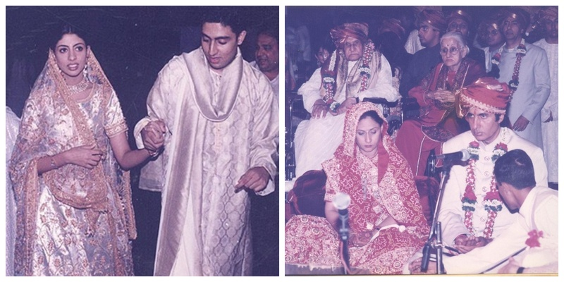 Never Seen Before Wedding Pictures of Shweta Bachchan Nanda!