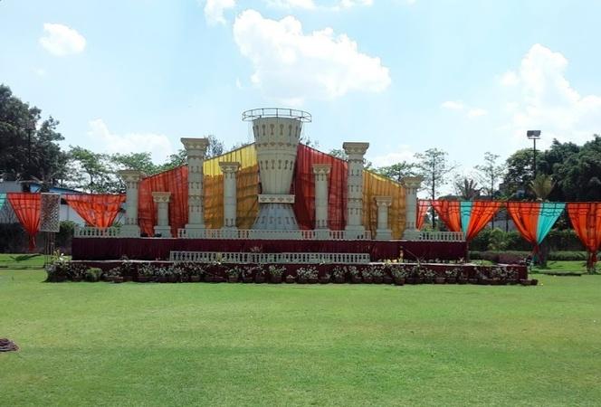 Vrindavan Garden Rama Mandi Jalandhar - Banquet Hall