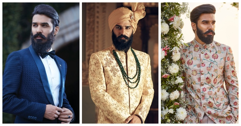 Reinvent ethnicity with Raymond's ceremonial collection – A must see for all grooms to be!