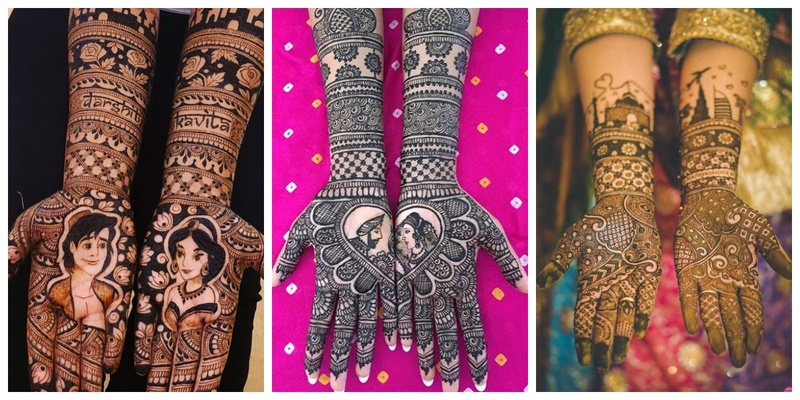 Full hand mehndi design: From classy to sassy, we've got you all!