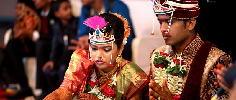 Swapnil & Jyoti Mumbai : Traditional Maharashtrian Wedding Ceremony Shot By Ninad Photography