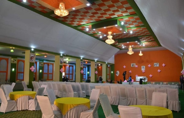 Alpha Marriage Point Vijay Nagar Jabalpur - Banquet Hall