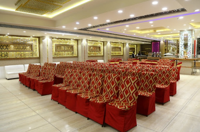 Maharaja Palace and Banquet Punjabi Bagh Delhi - Banquet Hall