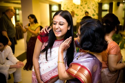 Candid wedding photography captured by Candid Shutters