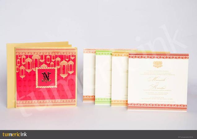 Turmeric Ink Invitations & Stationary | Delhi | Invitation Cards