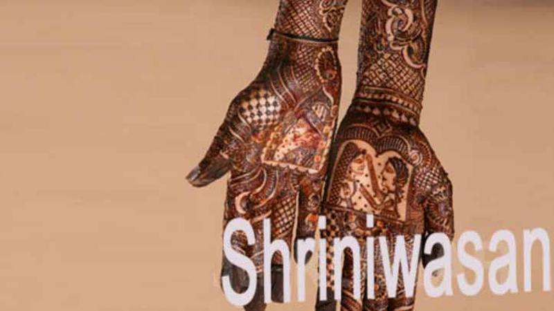 A. Shriniwasan Mehendi Designer | Delhi | Mehendi Artists
