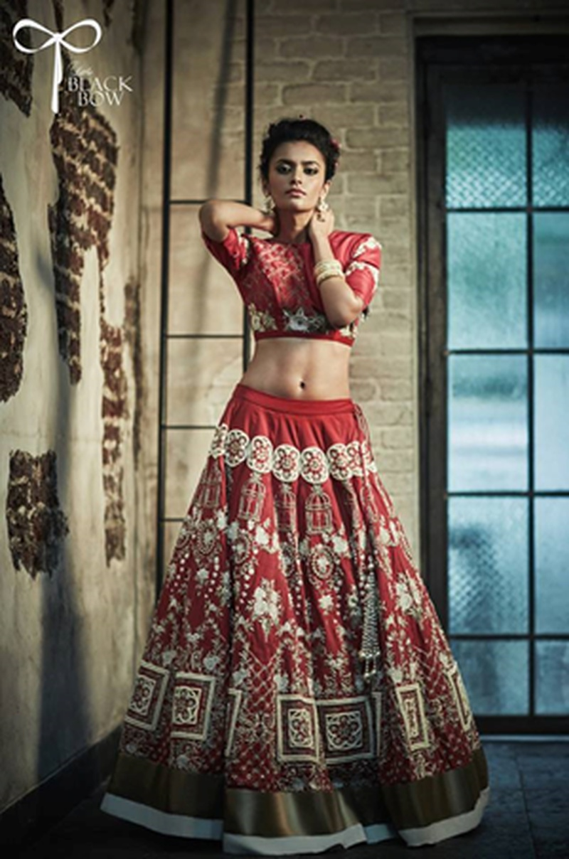 5 Unconventional Lehenga Designers You Need to Know Of!