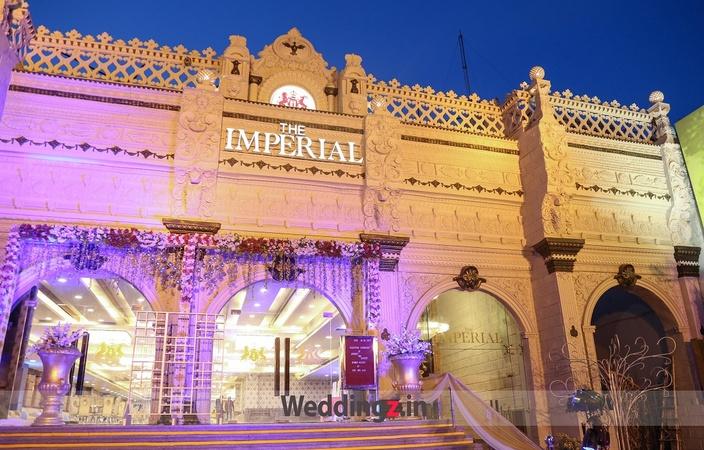 The imperial banquet moti nagar delhi banquet hall weddingz the imperial banquet stopboris Image collections