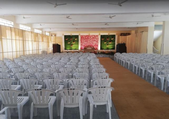 Shree Dev Mahal Ganapathypudur Coimbatore - Banquet Hall