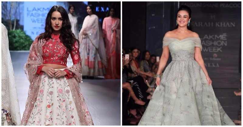 The Best Bridal Wear For The Season Is Setting Major Wedding Goals – Lakme Fashion Week W/F 2017 Day 3