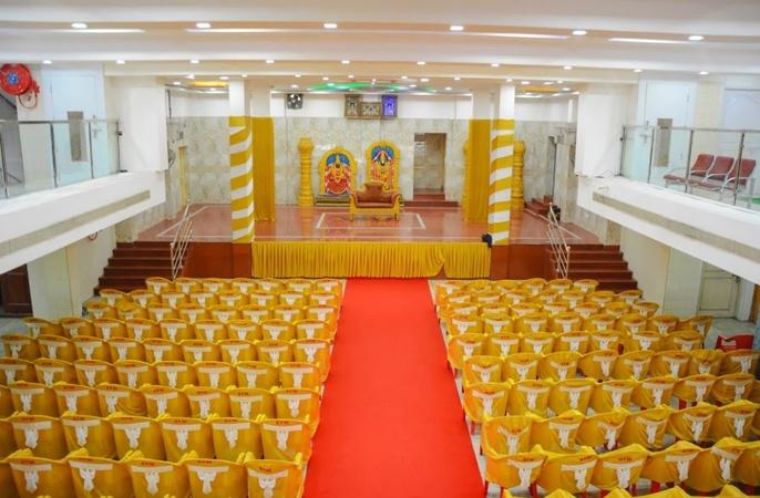 Ananda Thirumana Maligai Chromepet Chennai - Banquet Hall