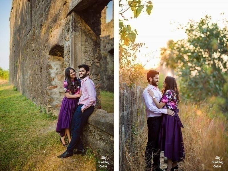 PRE – WEDDING SHOOT