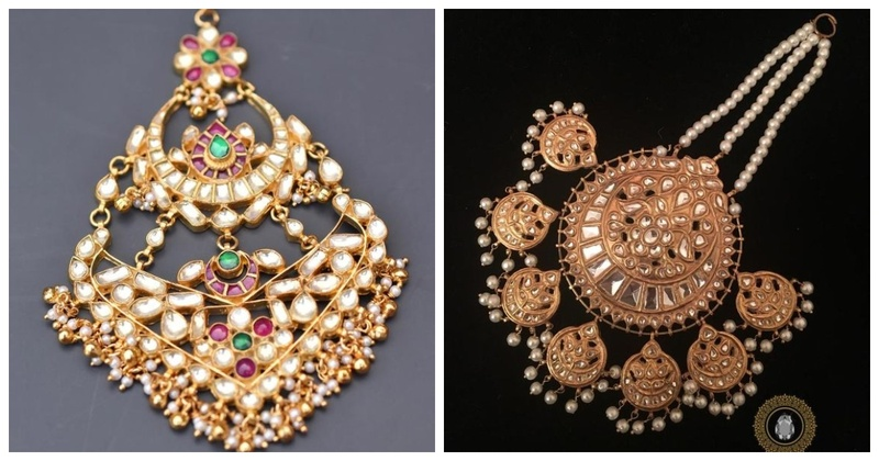 8 Jhumars and Passa to Add to Your Bridal Jewellery Trousseau
