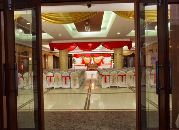Indigo Restaurant and Banquet Kalyan Mumbai - Banquet Hall
