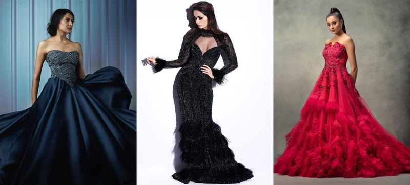 10 Couture Cocktail Gowns to Bookmark this Season!